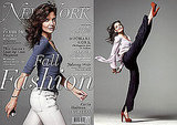 Katie Holmes talks about life with Suri and Tom Cruise in New York Magazine