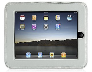 Griffin Cinema Seat iPad Car Case