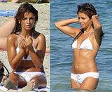 Pictures of Monica Cruz in Bikini in Ibiza as Penelope Cruz Shows Her Wedding Ring