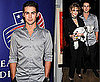 Chace Crawford and Jane Fonda at Mao's Last Dancer Screening