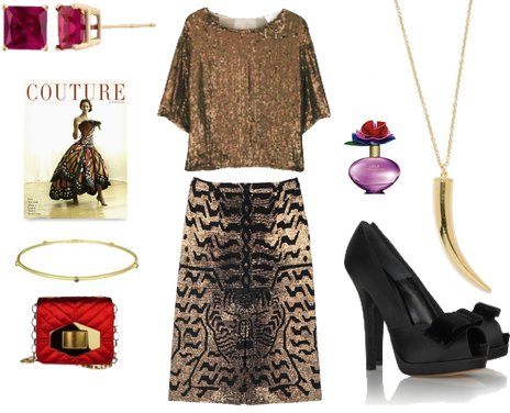 Fab Stylist of the Week: Amplify With Animal Print