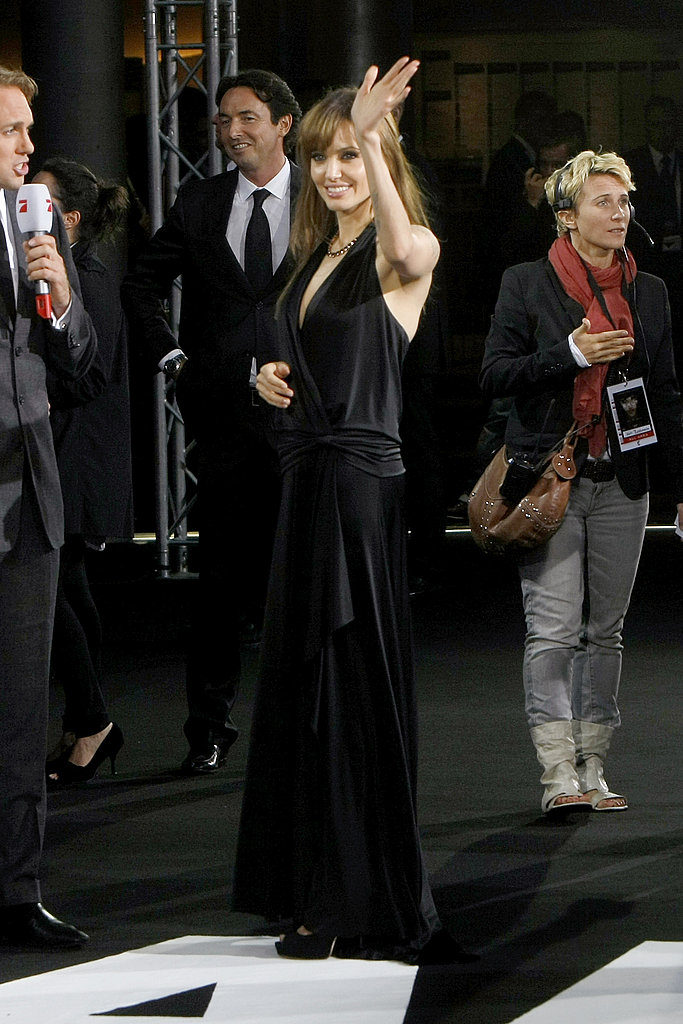 Angelina Jolie at Berlin Salt Premiere