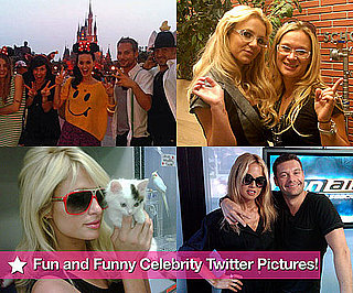Fun and Funny Celebrity Twitter Pictures 2010-08-19 07:00:00
