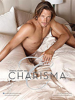 PopSugar Poll: Gabriel Aubry Strikes a Shirtless Pose in Bed — Wanna Crawl in or Sleep Alone? 2010-08-18 12:00:00