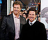 Slide Picture of Mark Wahlberg and Will Ferrell at Sydney Premiere of The Other Guys