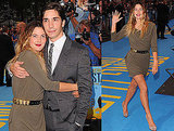 Drew Barrymore and Justin Long at the London Premiere of Going the Distance