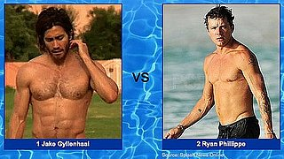 Jake Gyllenhaal vs. Ryan Phillippe: Welcome to Our Shirtless Bracket Elite 8!