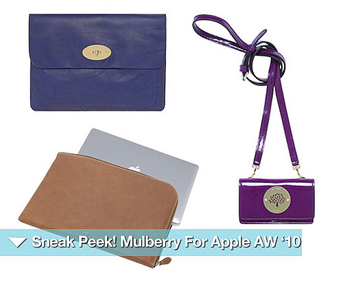Mulberry For Apple A/W '10 Collection