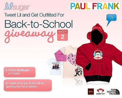 Win a Wardrobe From Paul Frank and LilSugar