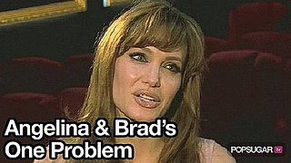 Video of Angelina Jolie Talking About Her Relationship With Brad Pitt