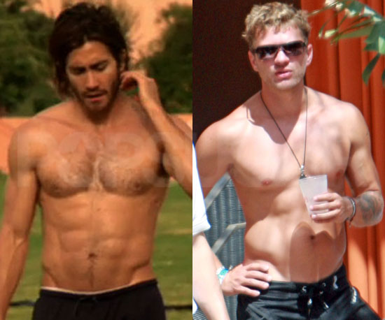 Jake Gyllenhaal vs. Ryan Phillippe