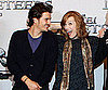 Slide Picture of Orlando Bloom and Milla Jovovitch in Germany