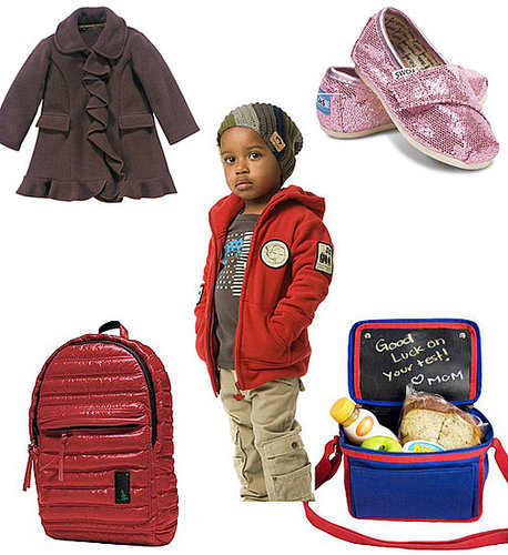 Back to School Shopping For Kids