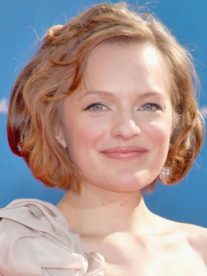 Elisabeth Moss at 2010 Emmy Awards