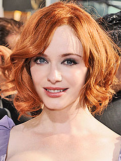 Christina Hendricks at 2010 Emmy Awards