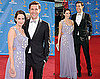 Pictures of Emily Blunt and John Krasinski at the 2010 Primetime Emmys 2010-08-29 17:57:00