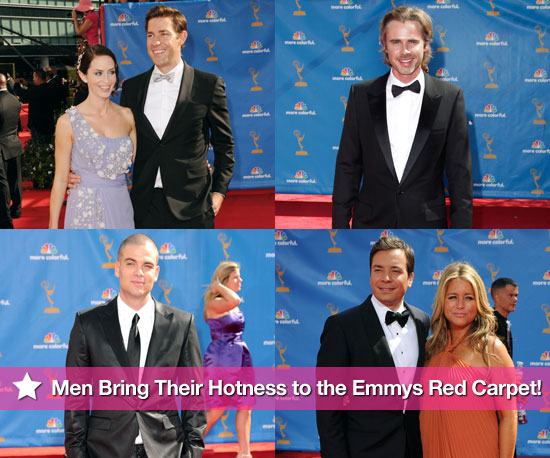 Men Bring Their Hotness to the Emmys Red Carpet
