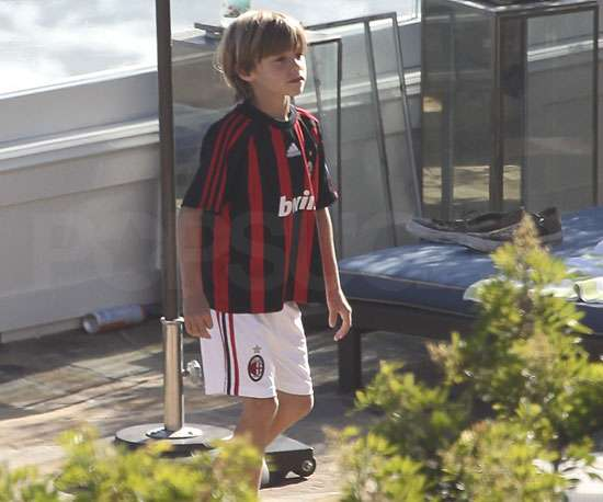 Becks in Training