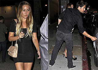 Pictures of Lauren Conrad and Kyle Howard Out in LA