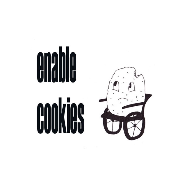 Enable Cookies ($4.20)