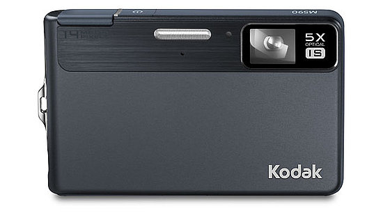 Photos of the New Kodak Cameras