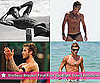 Pictures of Shirtless David Beckham