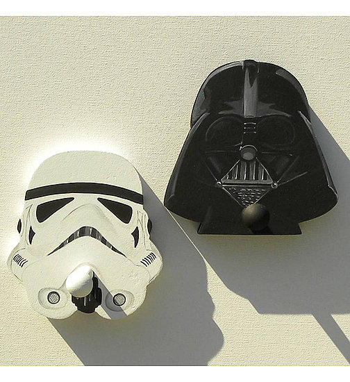 Star Wars Wall Pegs
