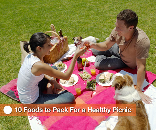 10 Foods to Pack For a Healthy Picnic