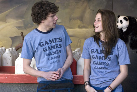 James and Em, Adventureland