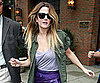 Slide Picture of Drew Barrymore in New York