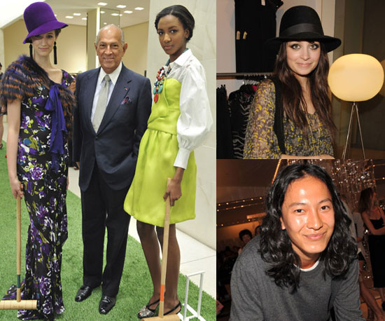High-End Department Store Holt Renfrew Has Hosted Some Famous Faces!