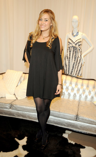 Also in 2008, Lauren Conrad made an appearance to promote her Lauren Conrad Collection.