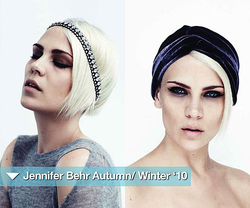 Jennifer Behr Autumn/ Winter '10 Collection 2010-08-26 06:50:22