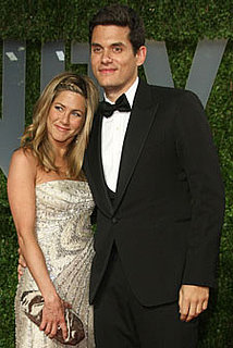 Picture of John Mayer and Jennifer Aniston Amid Rumors They're Back Together