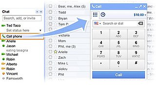 Make Phone Calls in Gmail