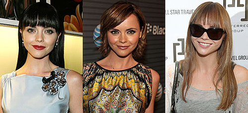 Pictures of Christina Ricci's Hair