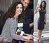 Pictures of Jennifer Garner on Arthur Set