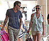 Slide Picture of Britney Spears and Jason Trawick Shopping in Maui