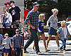 Pictures of Reese Witherspoon with Jim Toth and Kids