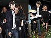 Pictures of Robert Pattinson Out in Hollywood