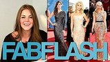 Sequined Celebrity Fashion Video from the 2010 Primetime Emmy Awards