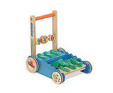 Chomp & Clack Alligator Walker Push Toy