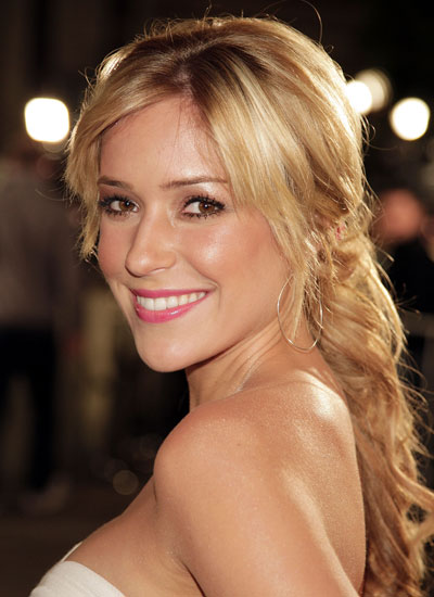 January 2008: Kristin at the Premiere of Cloverfield