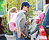 Slide Picture of Jennifer Garner, Violet and Seraphina