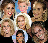Hair, Makeup and Transformations of Lauren Conrad, Whitney Port, Heidi Montag and The Hills Girls