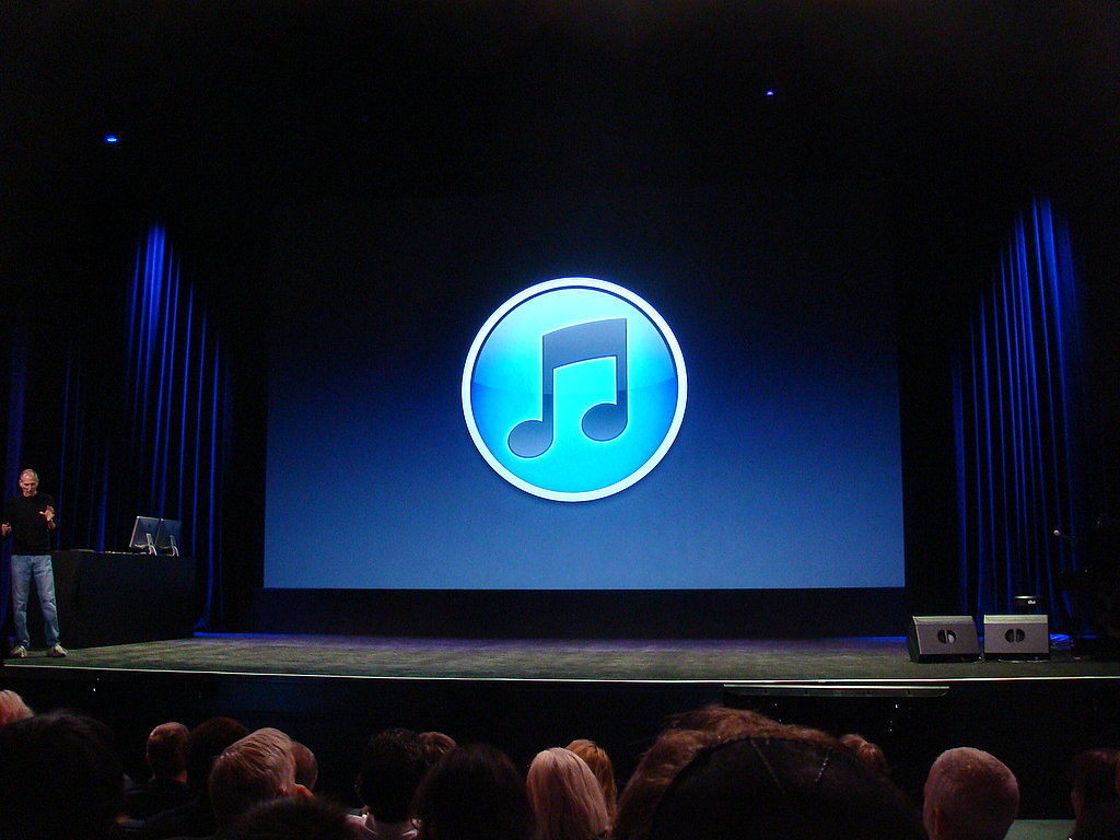 Take a Tour of Apple's Music Presentation
