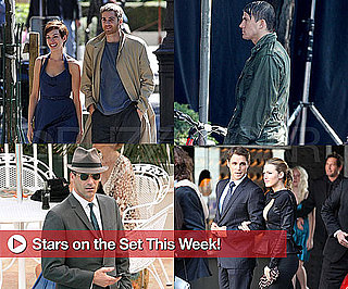 Pictures of Jon Hamm, Madonna, Rihanna, Justin Timberlake, Anne Hathaway, Channing Tatum, and More on Set This Week