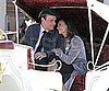 Slide Picture of Jason Lewis and Rashida Jones Filming Friends With Benefits in NYC