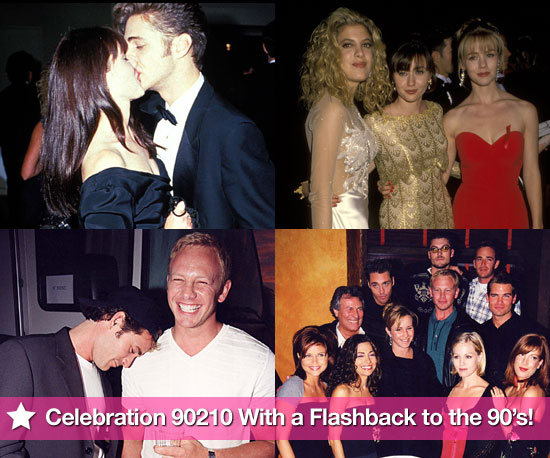 Pics: Celebrate 90210 With a Flashback to the '90s!