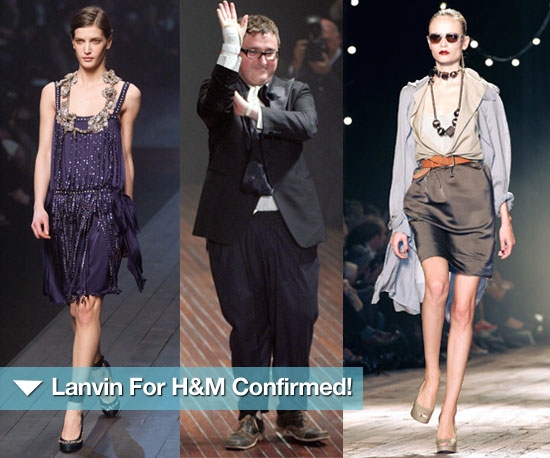 Lanvin For H&M Confirmed! 10 Details We're Dying to See